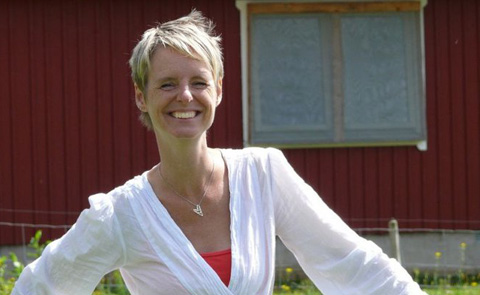 Åsa Backlund. Foto: Henrik Johansson.