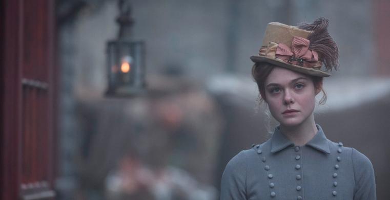 Elle Fanning spelar Mary Shelly i filmen med samma namn från 2017. Foto: Ricardo Vaz Palma