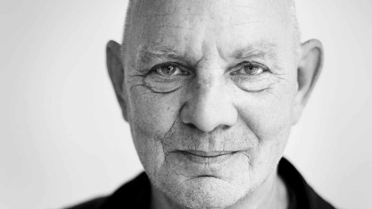Lars Norén. Foto Lina Ikse.