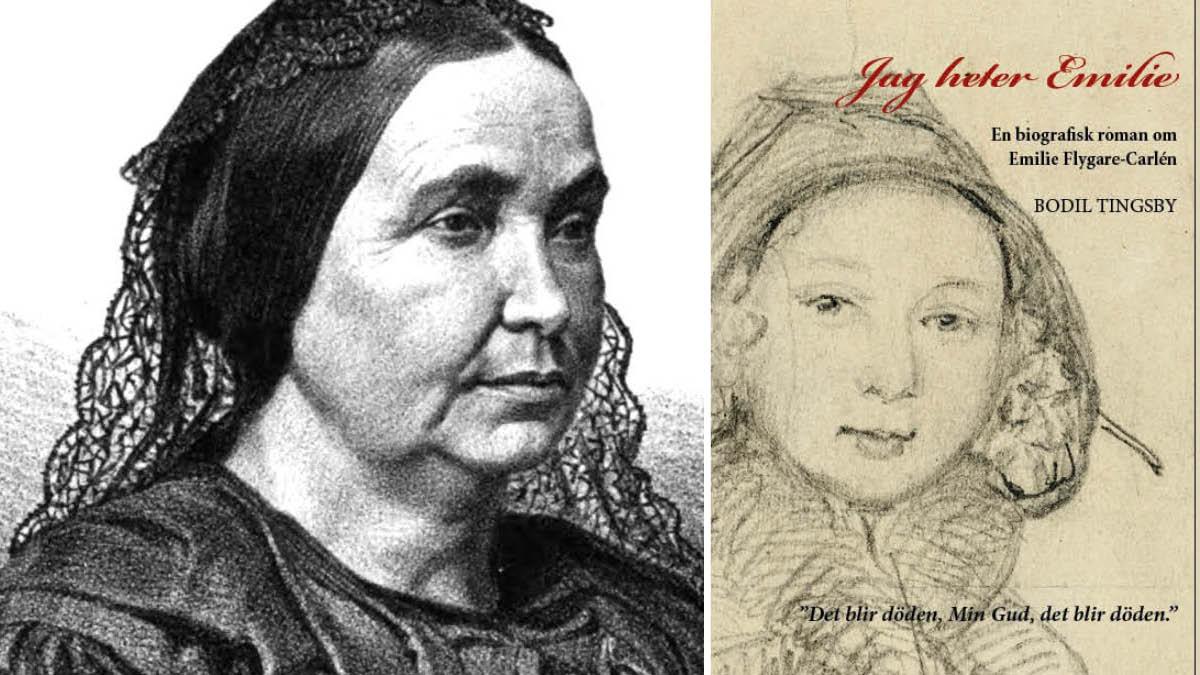 Klassikerprat: Emelie Flygare-Carlén (1807-1892)