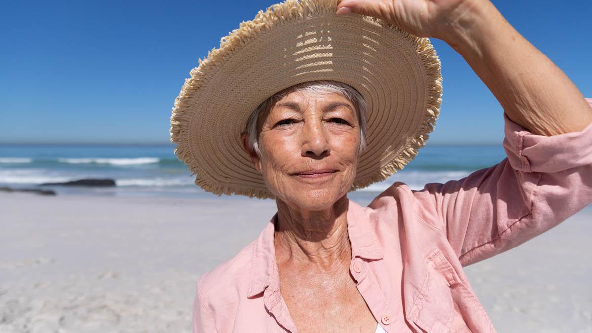 Hudcancer: ett samtal om tidig diagnos och sunda solvanor