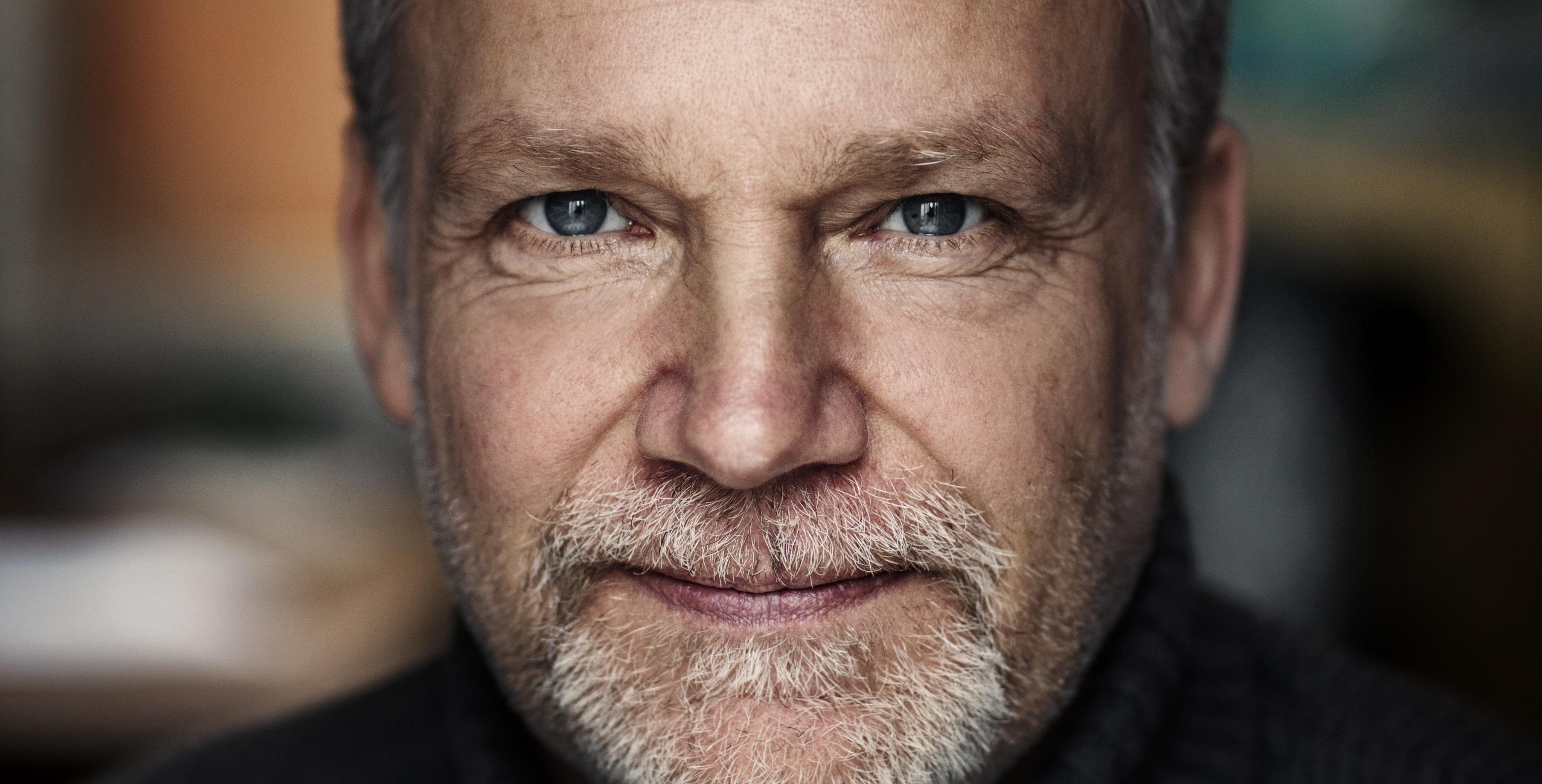 Martin Widmark. foto: Thron Ullberg.