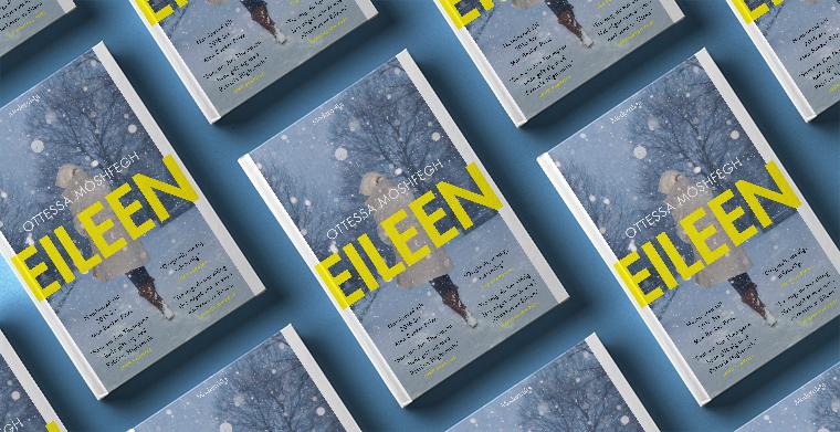 Omslag till Eileen av Ottessa Moshfegh
