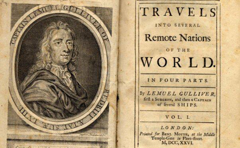 Gullivers resor. Bild från Wikimedia Commons.