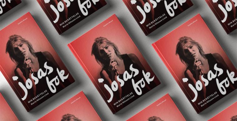 Omslag till Josas bok av Marie Nilsson Lind.