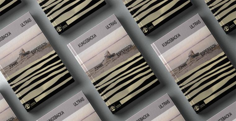 Omslag till Kungsbacka Ultras av Johan Espersson