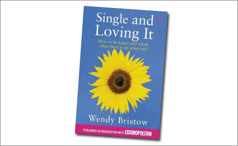 Omslag till Single and Lovin It av Wendy Bristow.