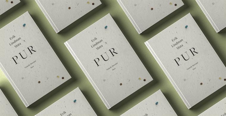 Omslag till boken Pur av Erik Lindman Mata
