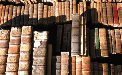 Tusentals fria böcker