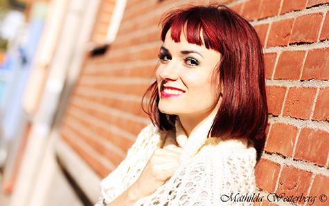 Angelica Passion leder dansworkshop idag kl 15.30.  Foto: Matilda Westerberg