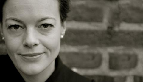 Carolina Laudon. Fotograf: Åsa Jansson