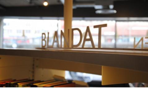 """""""Blandat"""" på plattan. Foto: Patrik Meier"""