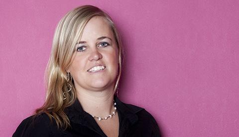 Johanna Stål. Foto: Anja Sjögren