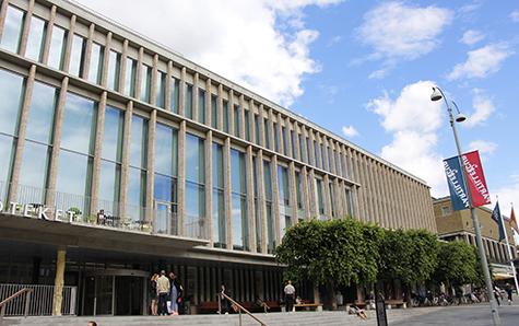 Stadsbiblioteket Göteborg