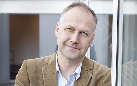 Jonas Sjöstedt. Foto: Johan Gunséus