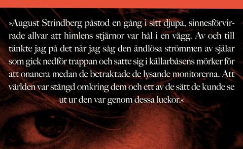 """Detalj ur omslaget till """"Min kamp"""". Norstedts förlag."""