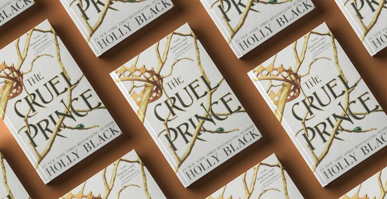 Omslag till The Cruel Prince av Holly Black.