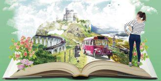 Böcker, kärlek och Skottland