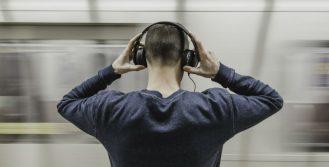 De 100 mest utlånade ljudböckerna 2017