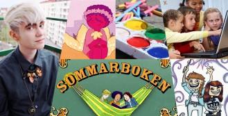 Stadsbiblioteket Göteborgs program för barn sommaren 2015